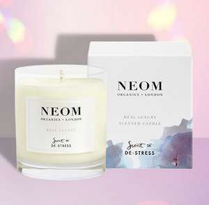 Free Neom Candle worth £32 with any £30 spend on Neom. @ All Beauty
