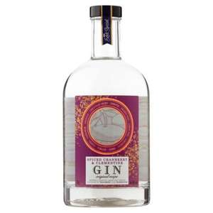 ASDA Extra Special Spiced Cranberry and Clementine Gin 40% £15