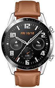 Huawei Watch GT2 - Classic 46 mm - Pebble Brown - £164.99 @ Amazon