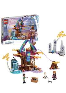 LEGO Disney Frozen II Enchanted Treehouse 41164 £29.99 from Amazon