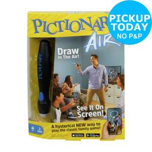 Pictionary Air Family Drawing Game 2+ Players £15 @ Argos Ebay