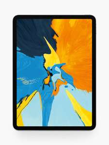 Apple iPad Pro (11-inch, Wi-Fi, 256GB) - Space Grey £849 @ John Lewis & Partners - 2 year guarantee included