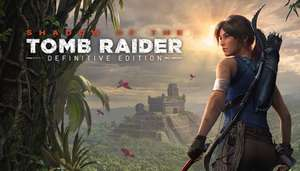 Shadow of Tomb Raider Definitive Edition on Google Stadia £20 - Stadia Pro deal
