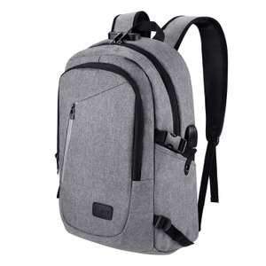 Anti-Theft Backpack with RFID £14.61 (Prime) / £19.10 (non Prime) Sold by ICETEK and Fulfilled by Amazon.