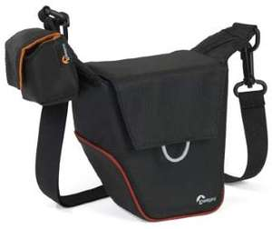 Lowepro Compact Courier 70 Shoulder Bag for Camera - Black £3.29 delivered by Amazon US