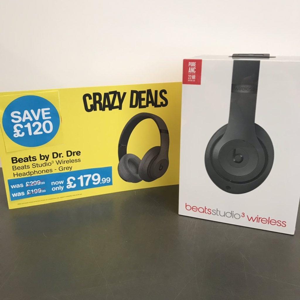 Beats Studio 3 Deals Cheap Price Best Sales In Uk Hotukdeals