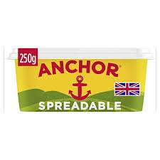 Anchor Spreadable 250g just £1 Heron Foods Abbey Hulton
