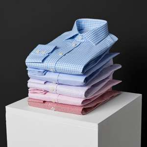 Hawes & Curtis Formal Shirt Clearance - Over 60 Shirts now £17.95 each with code (£22.90 delivered)