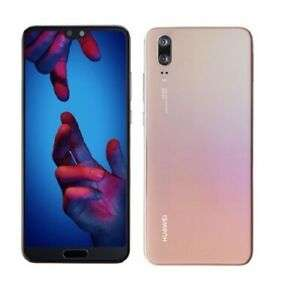 "Huawei P20 EML-L09 5.8"" Smartphone 4GB RAM 128GB Unlocked Sim-Free Pink (Gold) - Refurbished £161.32 @ cheapest_electrical / eBay"