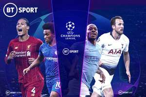 50% Off 12mth BT Sport Subscription on Sky TV & 3 Months Sky HD £179.88 at Wowcher
