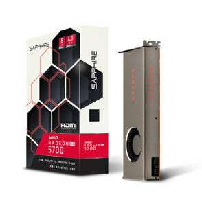 Sapphire RADEON RX 5700 8GB GDDR6 Graphics Card - £280.65 With Code @ ebuyer/ eBay