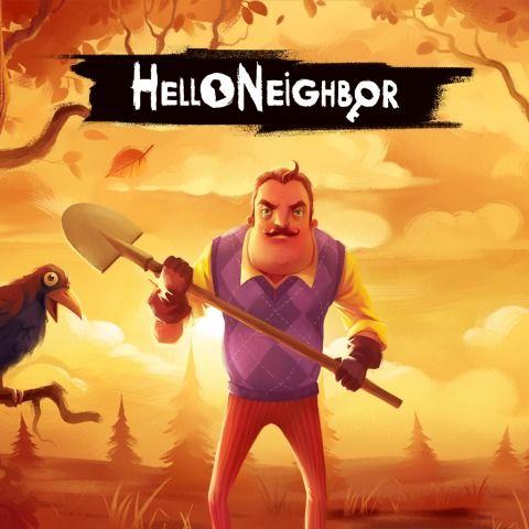 Hello Neighbour Playstation - £6.49 @ PSN store