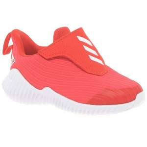 Adidas Fortarun AC toddler trainers - £18.00 delivered from Charles Clinkard