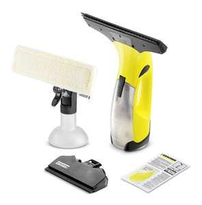Kärcher Window Vac WV2 Premium With Accessories £36.99 @ Amazon