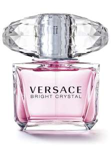 Versace Bright Crystal Eau de Toilette Spray - 90 ml - £48.95 @ Sold by Lux Chic Space and Fulfilled by Amazon.