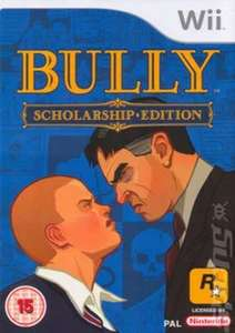Bully Scholarship Edition (Wii) £2.50 in-store @ CeX + 2 years warranty (+£1.50 p&p if you order online)