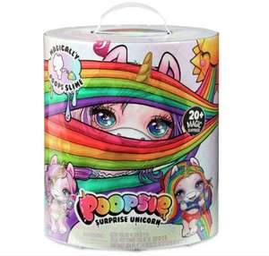 Poopsie products e.g Unicorn surprise £16.99 @ Home bargains Wigan