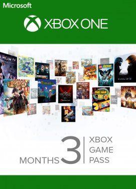[Xbox One] 3 Months Xbox Game Pass - £7.99 @ CDKeys