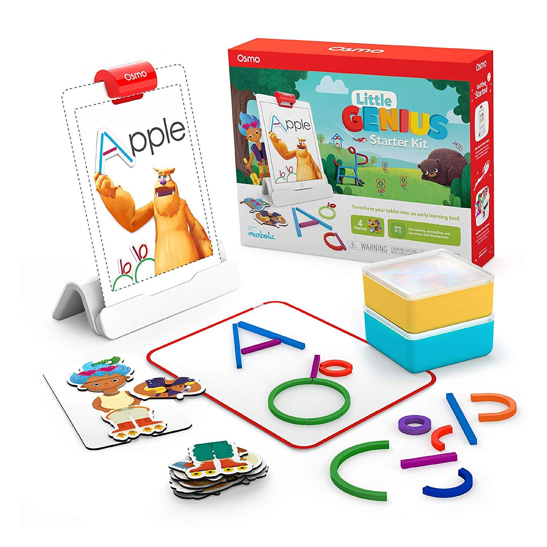 Osmo - Little Genius Starter Kit for iPad - (Osmo iPad Base Included) - £56 @ Amazon