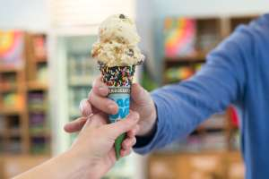 Free Scoop Ben and Jerry's Ice cream at Soho Scoop Shop and Participating Empire Cinemas