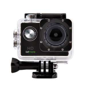 Bitmore AKTIVCAM 1080P HD Action Camera Kit with 30M Waterproof Case - £14.99 delivered @ 7dayShop