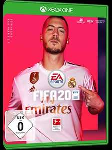 FIFA 20 - Xbox One Download Code £29.08 at MMOGA