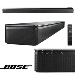 Bose SoundTouch 300 Wireless Sound Bar £299 Delivered Using Code @ Hughes