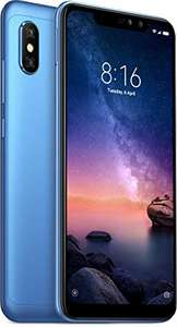 Xiaomi Redmi Note 6 Pro - UK Model - Dual SIM / Blue / 64GB + 4GB RAM £99.98 Clove Technology