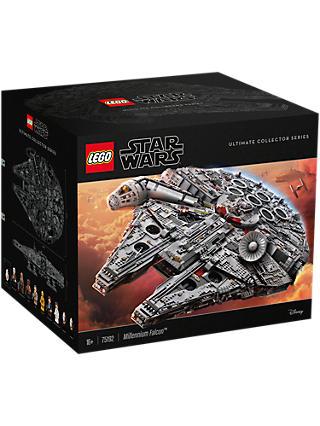 Lego Discounts - Spend £100 Save £10 / Spend £200 Save £25 / Spend £400 Save £60 @ John Lewis