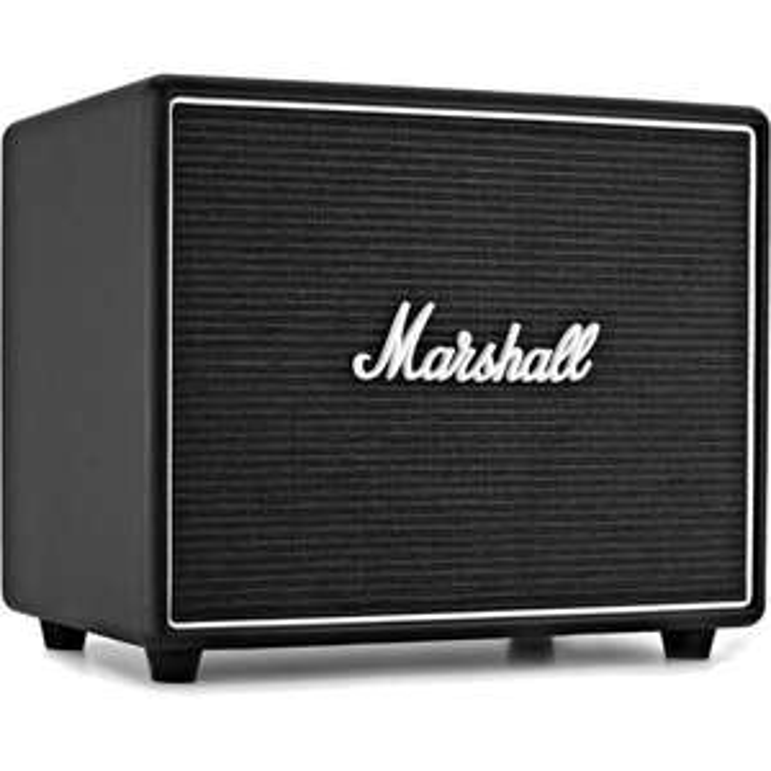 Marshall Bluetooth Speaker - Woburn, Classic Black £199 at Fair Deal Music