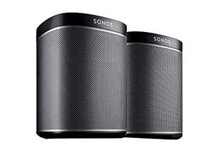 Sonos Play 1 Twin Pack £239.98 at Costco