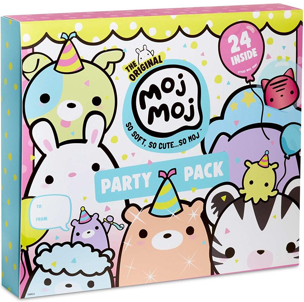 Moj Moj Party Pack reduced to £8.75 at Tesco Pool