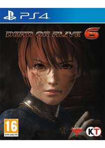 Dead or Alive 6 (PS4) £14.85 at Simply Games