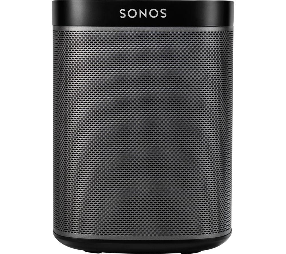 SONOS PLAY:1 Wireless Smart Sound Multi-Room Speaker - Black £107.97 @ Currys PC World