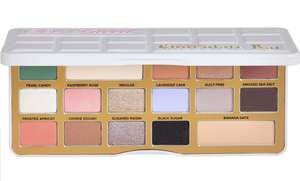 TOO FACED White Chocolate Bar Shadow Palette 17.7g £24.99 +£1.99 click and collect @ TK Maxx