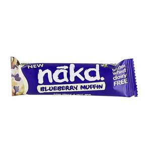 2 X Nakd bars 35g - Various flavours - 85p with code (Free C&C) @ Holland & Barrett