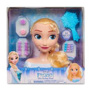 Frozen styling heads - £9 In store at Morrisons