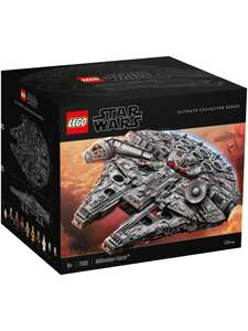 UCS Millenium Falcon 75192 - £60 off at John Lewis & Partners with code LEGO60 - £589.99
