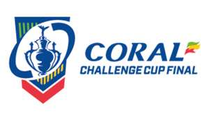 Early Bird Offer Challenge Cup Final - Adults from £15, U16s from £3.75