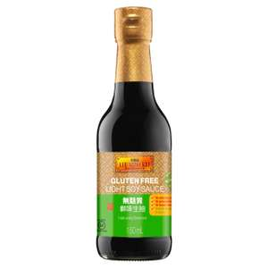 Lee Kum Kee Gluten Free Light Soy Sauce 150Ml 59p @ Poundstretcher