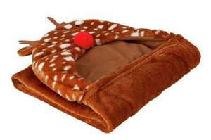 Argos Home Snuggle blankets (Reindeer £3) others ranging from £3 to £6 (Free Click and Collect) More in the thread