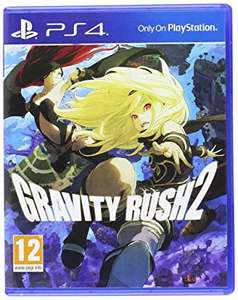 Gravity Rush 2 (PS4) £10.85 Delivered @ Base
