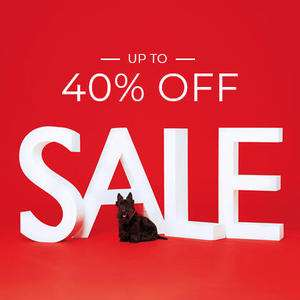 Up to 40% off Sale + Extra 10% off with Code @ Radley