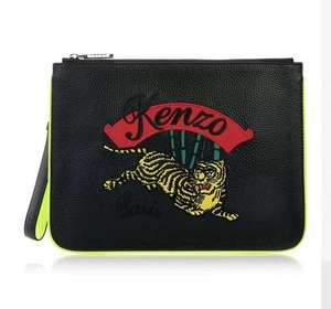 Kenzo Jumping Tiger Pouch Bag £126 @ Very
