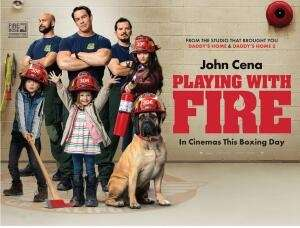 Free film - Playing With Fire (14th Dec) @ Show Film First