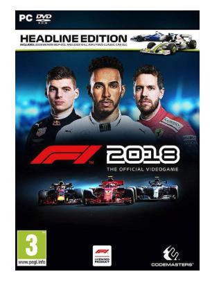 F1 2018 Headline Edition PC £5.99 @ CD keys