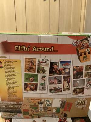 Elfin' around, in store only £1 in Iceland (Whitehaven)