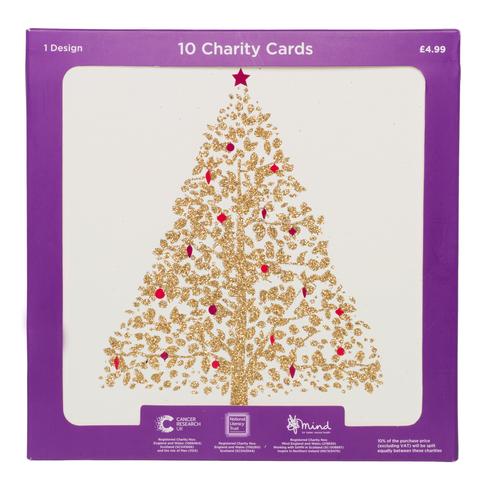 CHRISTMAS cards £1 a box at WhSmith @ Glasgow Royal Infirmary