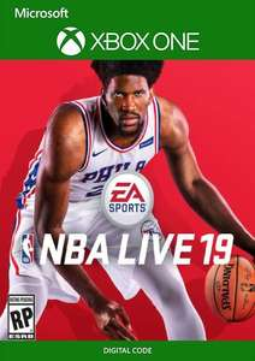 NBA Live 19 Xbox One £9.29 @ cdkeys