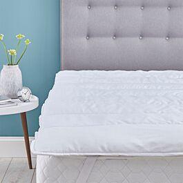 Silentnight king size cooler mattress topper - £9.90 (With Code) @ Robert Dyas